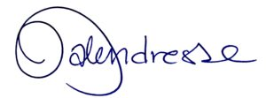 Josee Latendresse candidate mairesse Longueuil signaturee